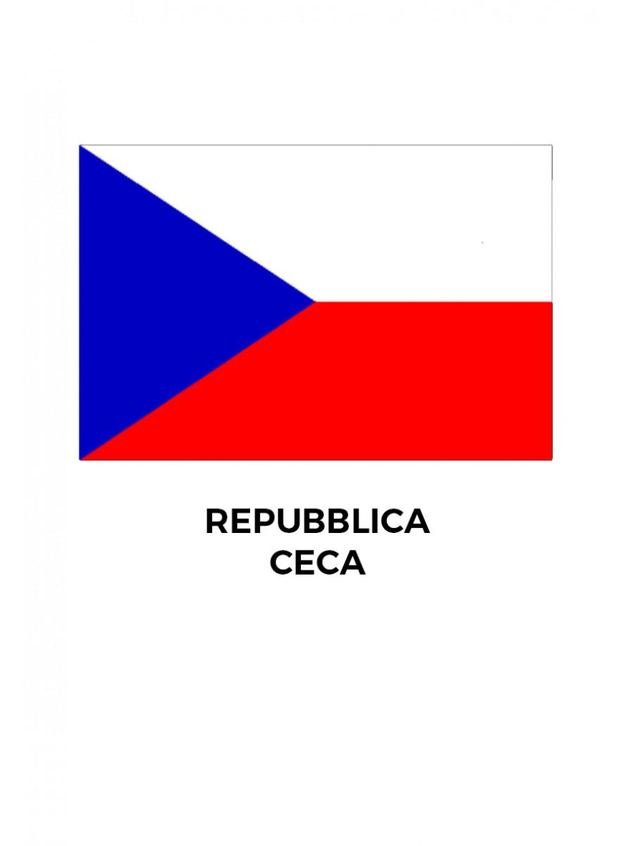 BANDIERA REP. CECA CM.100x150