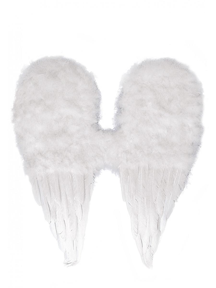 ALI BIANCHE ANGELO IN PIUMA