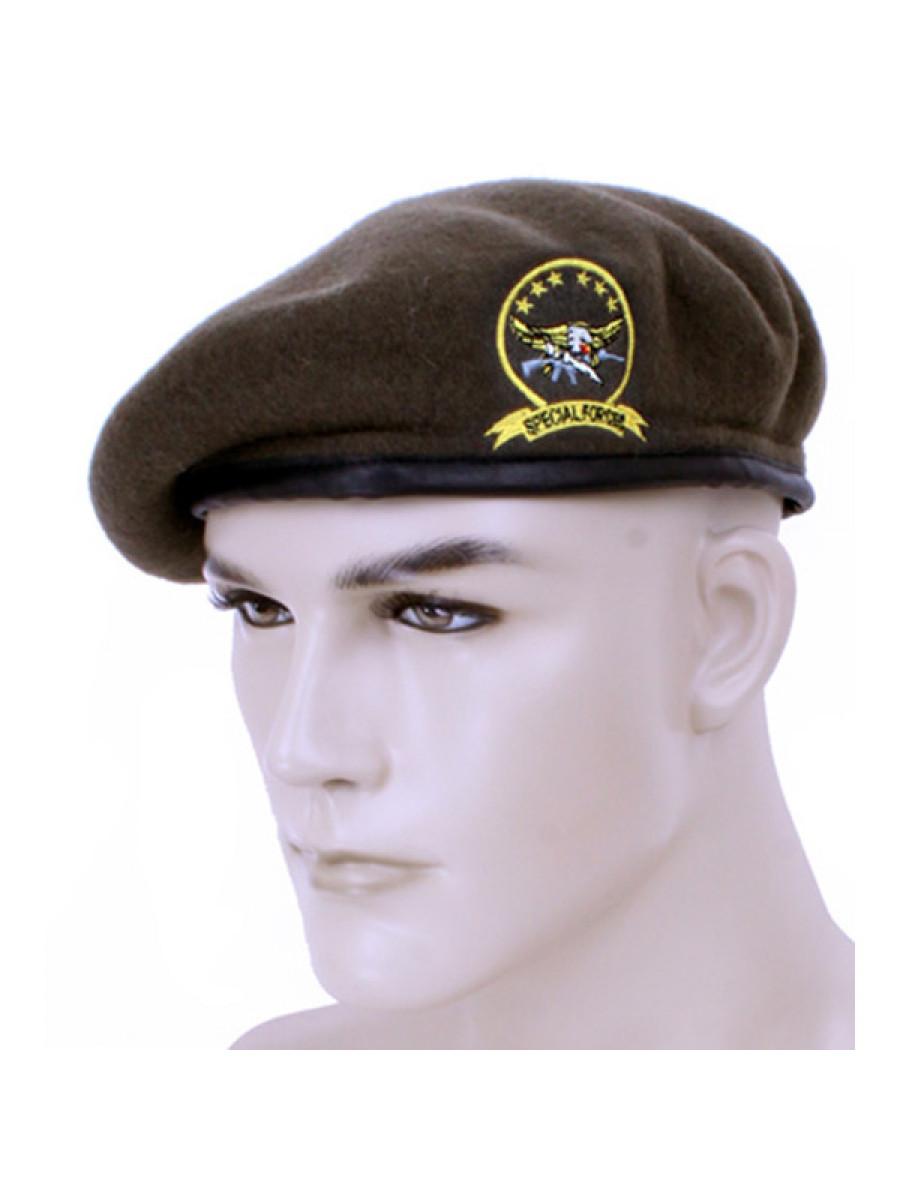 Berretto Party Militare Very Speciale Important Squadra Festashop gv76Ybfy
