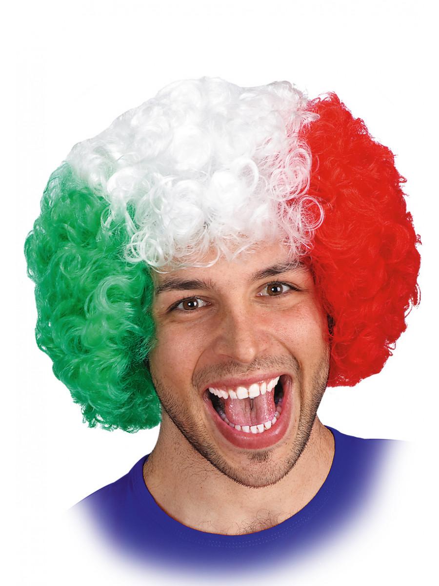 PARRUCCA ITALIA RICCIA VERTICALE