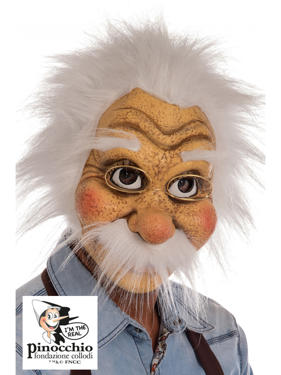 Da Uomo FAVOLA BURATTINO PINOCCHIO Costume Adulti personaggio CARTONI animati Costume