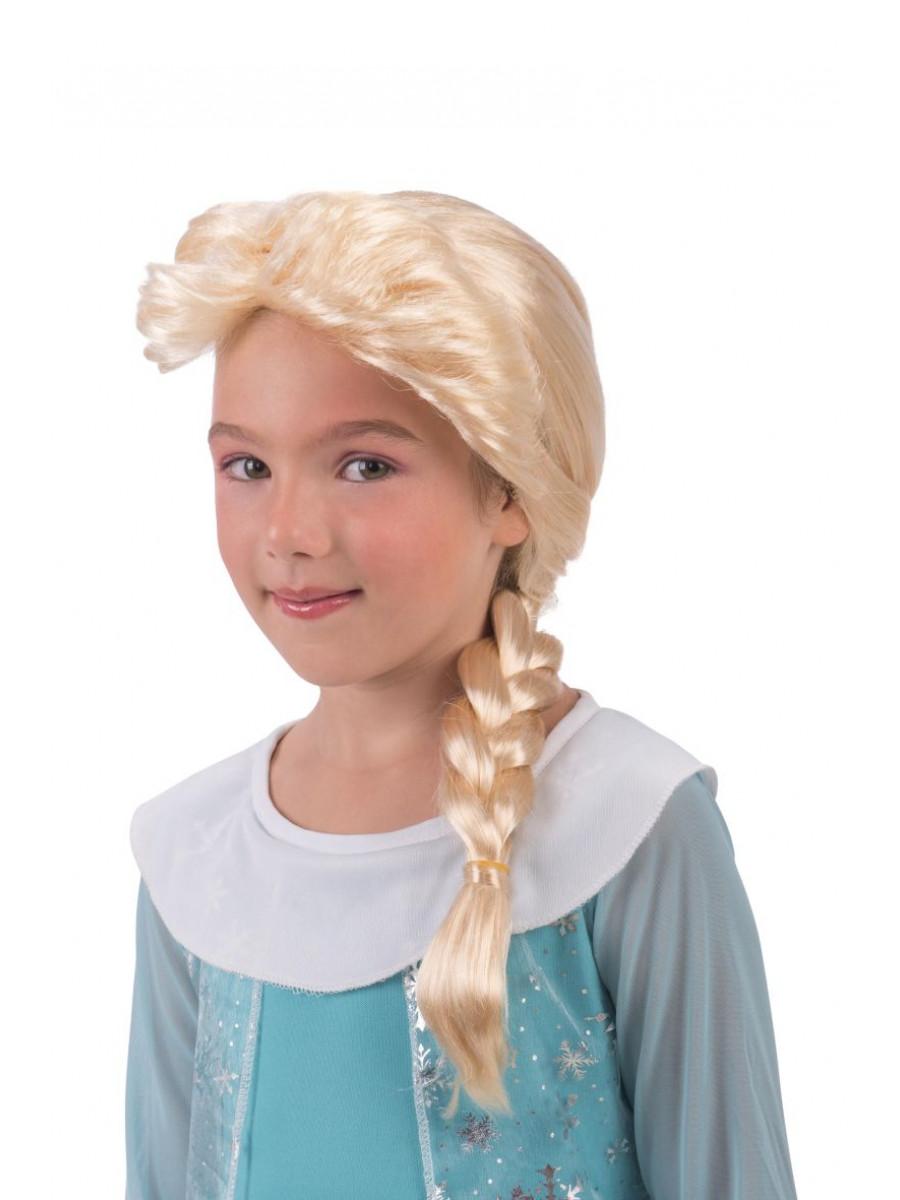 Parrucca principessa dei ghiacci celebrita vip