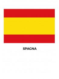 BANDIERA SPAGNA CM.100x150