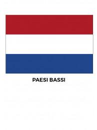 BANDIERA PAESI BASSI CM.100x150