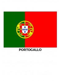 BANDIERA PORTOGALLO CM.100x150