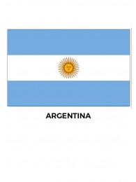 BANDIERA ARGENTINA CM.100x150