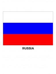 BANDIERA RUSSIA CM.100x150