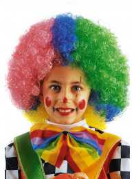 PARRUCCA CLOWN BIMBO