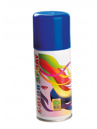 LACCA COLOR SPRAY BLU