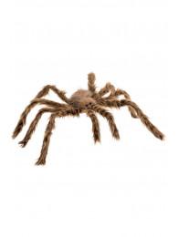 Ragno marrone peloso diam.cm.65 ca. con cartellino/etichetta