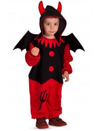 Costume diavoletto baby TG II
