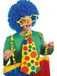 BRETELLE CLOWN