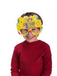 6 MASCHERINE HAPPY BIRTHDAY