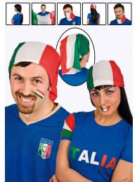 BANDANA ITALIA A TUBOLARE