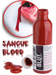 SANGUE FINTO IN BOTTIGLIA 50 ml