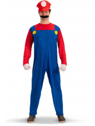 COSTUME MARIO ADULTO