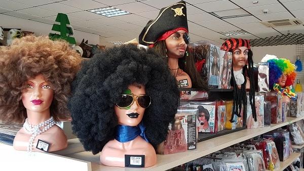 negozio costumi carnevale Ravenna